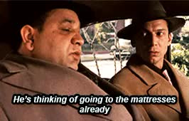 Watch this trending GIF on Gfycat. Discover more The Godfather, You've Got Mail, al pacino, but joe misquotes it so badly i didn't include it, classics, francis coppola, joe fox, kathleen kelly, meg ryan, michael corleone, mine, nora ephron, there's another one in you've got mail, tom hanks GIFs on Gfycat
