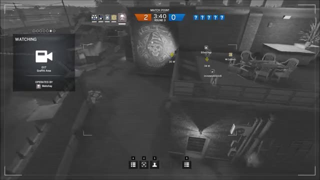 Watch and share Rainbow 6 Siege GIFs and Rainbow6 GIFs by mahchay on Gfycat