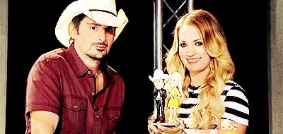 Watch this carrie underwood GIF on Gfycat. Discover more 2014, brad paisley, carrie underwood, cma awards, cma music festival, music, paisleywood, steffies stuff GIFs on Gfycat
