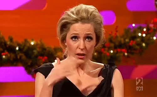 Watch and share Gillian Anderson GIFs and Superwoman GIFs on Gfycat