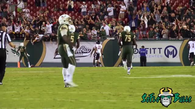 Watch and share Quinton Flowers GIFs and South Florida GIFs by SoFloBulls on Gfycat