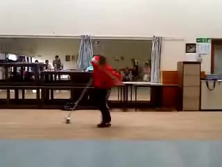 "Watch Broom Routine (From The Movie ""Breakin"") GIF on Gfycat. Discover more related GIFs on Gfycat"