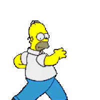 Watch homer simpson doh photo: Homer 0061.gif GIF on Gfycat. Discover more related GIFs on Gfycat