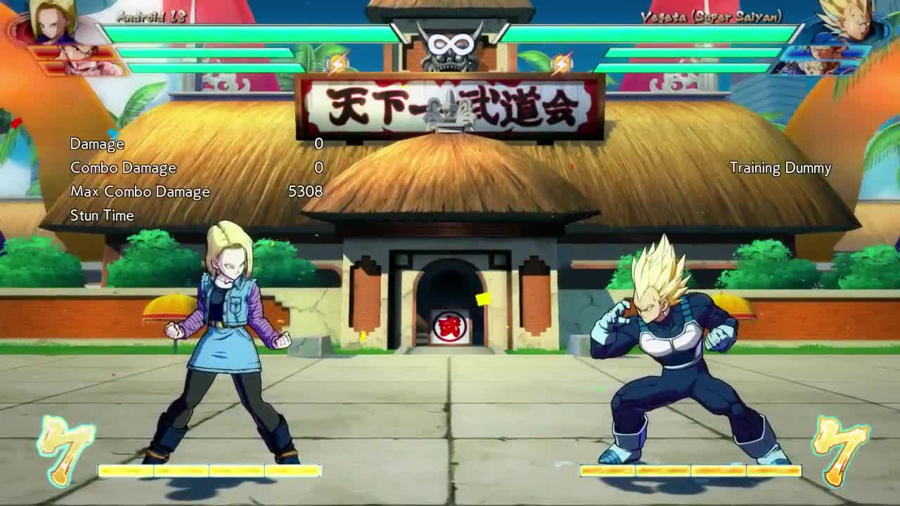 android 18 GIFs