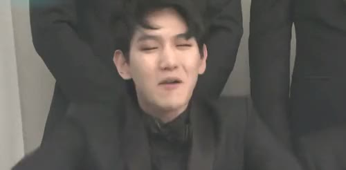 Watch and share Kpop Reactions GIFs and Exo Scenarios GIFs on Gfycat