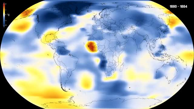 Watch and share Nasa Climate Change GIFs and Global Warming GIFs on Gfycat