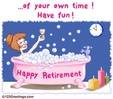 Watch and share Retirement Quotes      Friend Quotes animated stickers on Gfycat