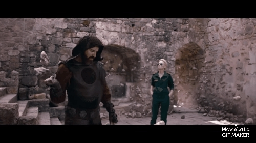 gifs, movies, supernatural, Zashchitniki Trailer GIFs