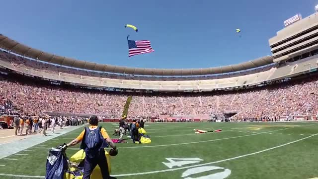 Watch and share Football Stadium GIFs and Neyland Stadium GIFs on Gfycat