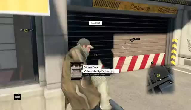 Watch Dogs, Watch Dogs Gameplay GIFs