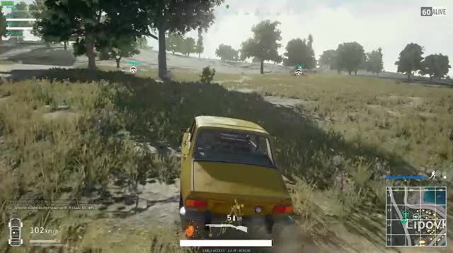 Watch and share PLAYERUNKNOWN'S BATTLEGROUNDS  4_21_2017 4_45_10 PM GIFs by ghaufkhyren on Gfycat