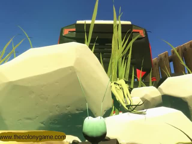 Watch and share Gamegifs GIFs and Unity3d GIFs by thecolonygame on Gfycat