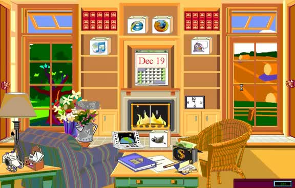 Watch and share Microsoft Bob Running On Windows XP GIFs on Gfycat
