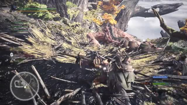Watch Rude awakening GIF on Gfycat. Discover more PS4share, Monster Hunter: World Beta, PlayStation 4, Sony Interactive Entertainment GIFs on Gfycat
