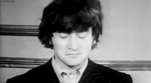 Watch and share John Lennon GIFs on Gfycat