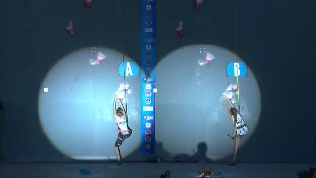 Watch YiLing Song Record GIF by @dangercake on Gfycat. Discover more 2019, chongqing, ifsc, speed climbing, world cup, world record, yiling song GIFs on Gfycat