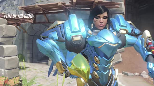 Watch and share Overwatch GIFs and Pharah GIFs by nightmare_ on Gfycat