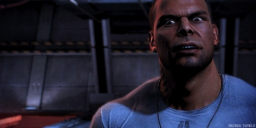 MRW I'm playing Mass Effect and I realize the Geth are a FULLCOMMUNIST collective • r/FULLCOMMUNISM GIFs