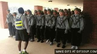 Watch and share US Army Marching GIFs on Gfycat