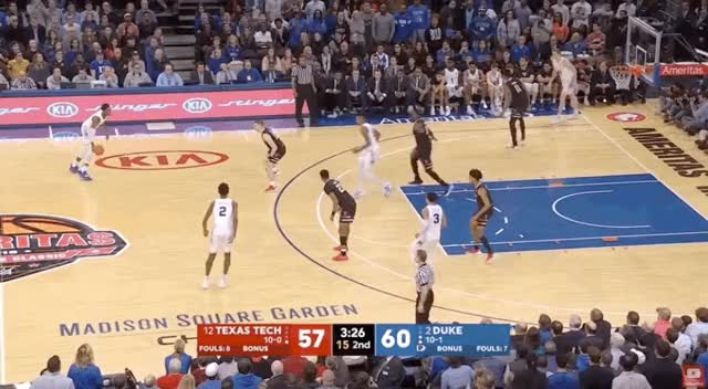 Watch Barrett assist off PNR. GIF by @kyleboone on Gfycat. Discover more related GIFs on Gfycat