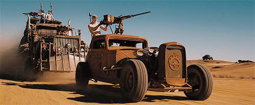 Mad max, film, mad max, Mad Max Fury Road Horde GIFs