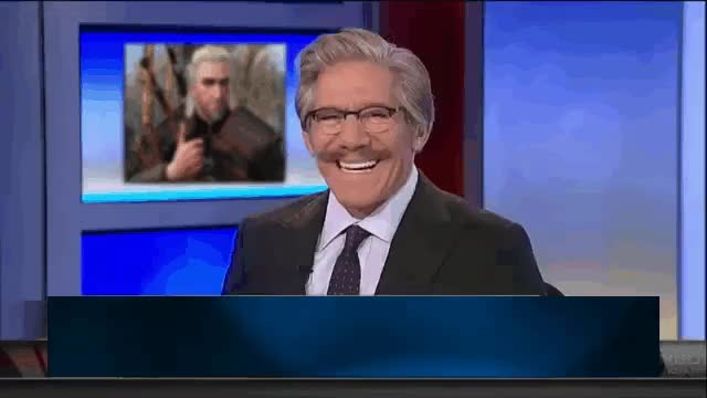 Watch and share Geraldo Reviews The Witcher 3 GIFs on Gfycat