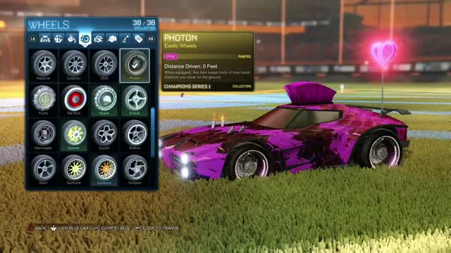 Watch and share Rocket League GIFs and Pink GIFs on Gfycat
