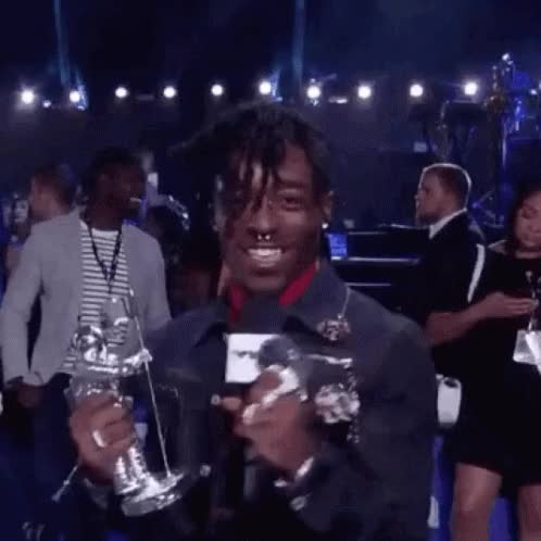 Watch and share Lil Uzi Shoulder Roll.gif GIFs by Streamlabs on Gfycat