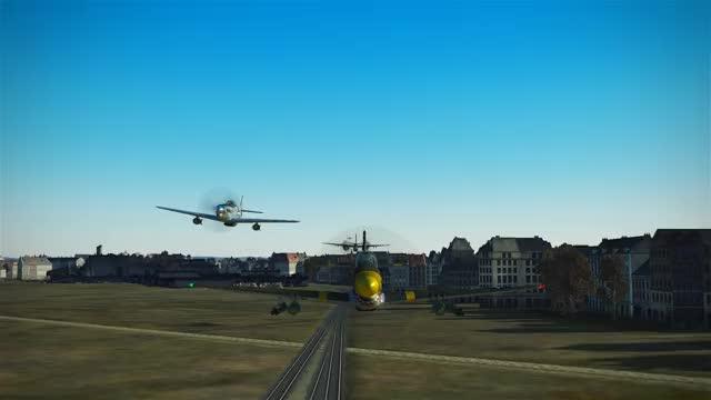 Watch and share IL-2 Sturmovik  Battle Of Stalingrad 2020.03.31 - 18.04.51.10 GIFs by mordrac on Gfycat