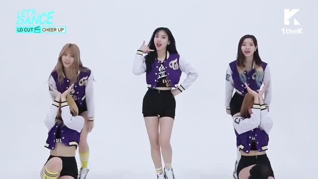 Watch Let's Dance: TWICE _ CHEER UP [SUB] GIF on Gfycat. Discover more 1thek, kpop GIFs on Gfycat