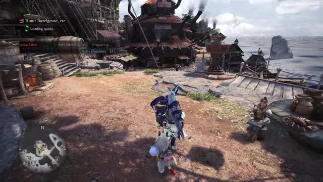 Watch and share Monster Hunter GIFs and Mhw GIFs by Koko Sabre on Gfycat