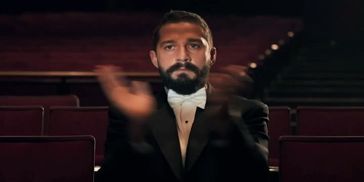 Shia Labeouf, giftournament, MRW I'm rooting for a giffer, and get called out by his competition. GIFs