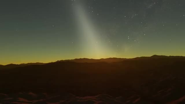 Watch Zodiacal Light GIF on Gfycat. Discover more astronomy, space, zodiac light GIFs on Gfycat