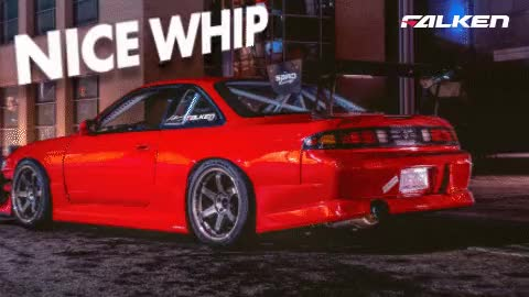 Watch and share Nice Whip GIFs by Falken Tyres Australia on Gfycat