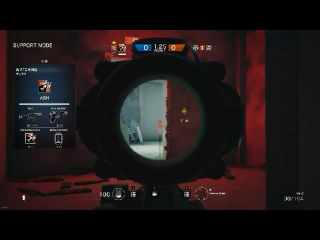 Watch and share R6s-coverfire GIFs on Gfycat