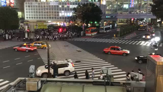 Watch shibuya crossing GIF on Gfycat. Discover more related GIFs on Gfycat