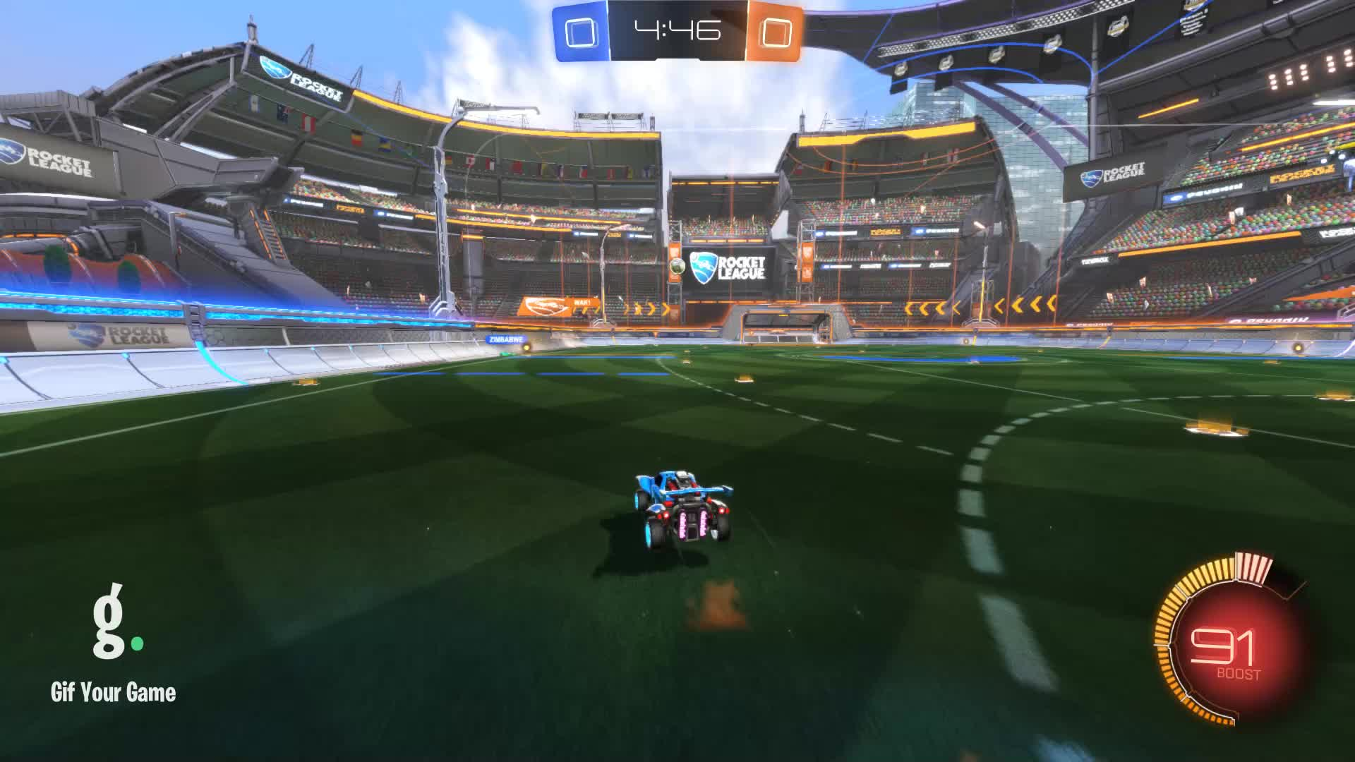 Gif Your Game, GifYourGame, Goal, Rocket League, RocketLeague, snus, Goal 1: snus GIFs