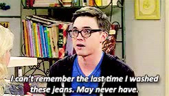 Watch and share Young And Hungry GIFs and Jesse Mccartney GIFs on Gfycat