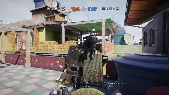 Watch Frost had 0.02 seconds to react GIF by Gamer DVR (@xboxdvr) on Gfycat. Discover more HarryMonster14, TomClancysRainbowSixSiege, xbox, xbox dvr, xbox one GIFs on Gfycat