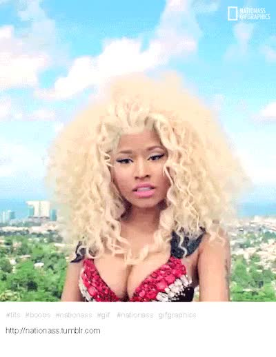 Watch and share Nicki Minaj: Pound The Alarm GIFs on Gfycat