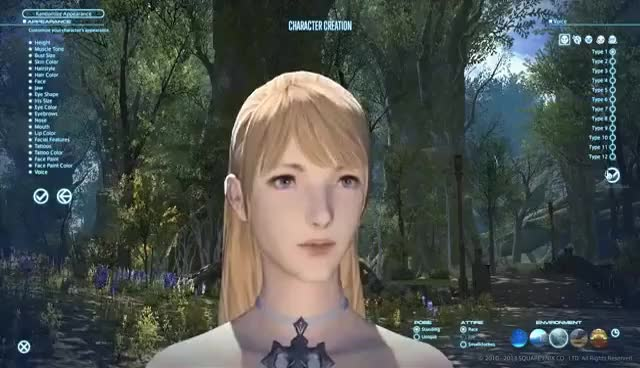 ffxiv creat character GIF | Find, Make & Share Gfycat GIFs