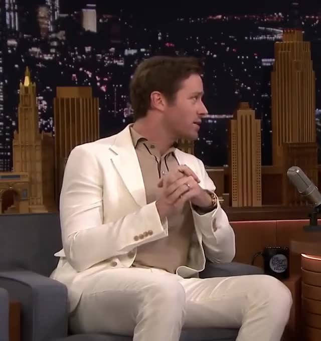 Watch and share Armie Hammer GIFs and Celebs GIFs on Gfycat