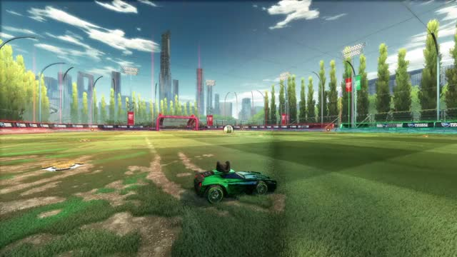 Watch and share Rocket League GIFs by eviljester on Gfycat