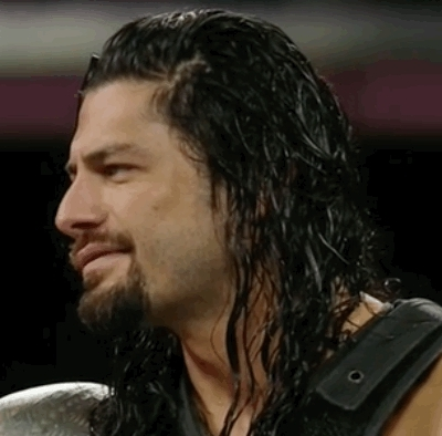 SquaredCircle, askmen, When Roman realized that this is not working (reddit) GIFs