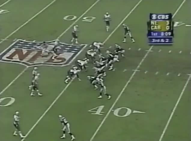 Watch and share 2 Ty Law 46yd Pick Six GIFs on Gfycat
