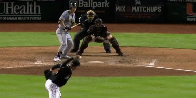 Watch and share Dickerson Bunt GIFs by DK Pittsburgh Sports on Gfycat
