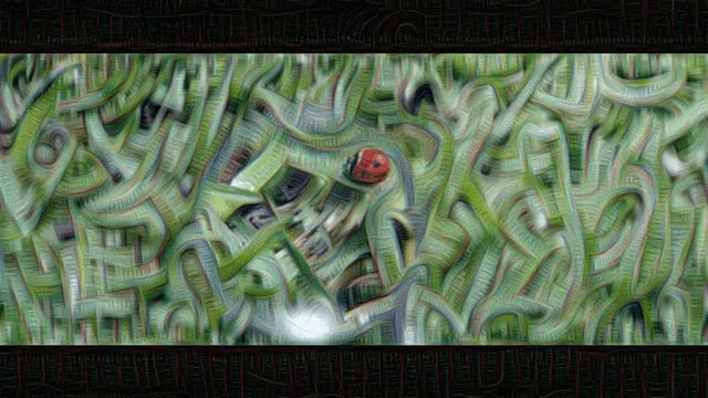 Deepdream Inception of a Lovecraftian Horror (reddit) GIF | Find