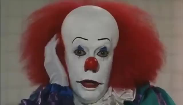 Watch and share Horror GIFs and Clowns GIFs on Gfycat