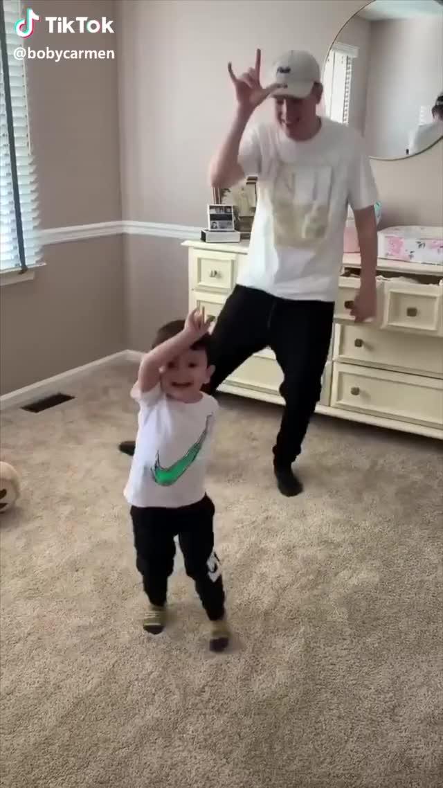 Watch  #cowboygang #fatherson #firsttiktok #fortnitedance #viral GIF by TikTok (@wholemasterpiece6) on Gfycat. Discover more cowboygang, fatherson, firsttiktok, fortnitedance GIFs on Gfycat
