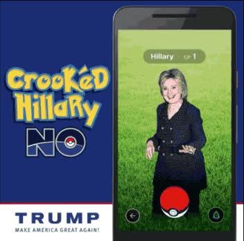 Watch and share Trump Pokemon GIFs on Gfycat